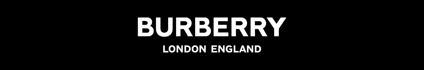 BURBERRY top banner